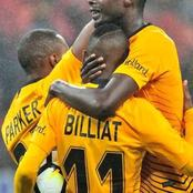 PSL News : Kaizer Chiefs need Khama Billiat to win games or they will remain in their losing form