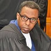 SC AhmedNasir: Raila Lost All Credibility When He Joined Uhuru, He has Nothing To Offer Dp Ruto
