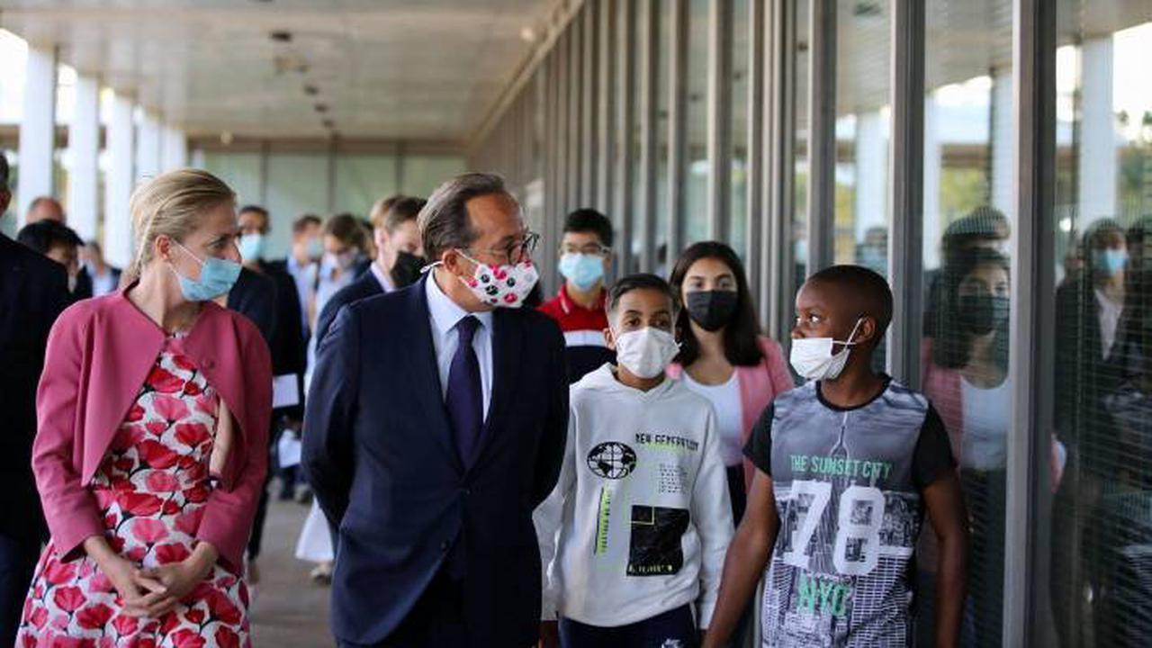 Le nouveau collège de Mantes-la-Jolie accueille ses tout premiers élèves