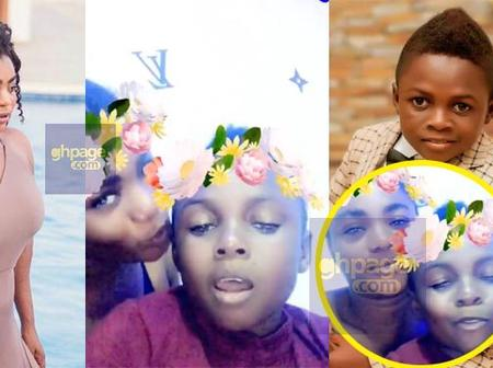 """""""I'm Humbled My King"""" - Vivian Okyere React To Yaw Dabo's Sweet Birthday Message To Her"""