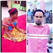 Frappée par une maladie après s'être attaquée au prophète Odumeje, Ada Jesus implore sa clémence