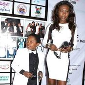 Nigerian legend Aki and his wife wedding