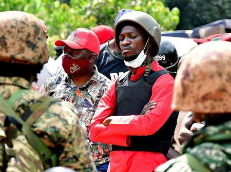 Audio: Bobi Wine Now Sends Message To Supporters From House Arrest