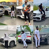 This Is Not A Car Showroom In Dubai, These Cars Belongs To A 30-Year-Old Igbo Billionaire (Photos)