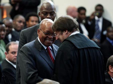 Finally! Jacob Zuma's Long Awaited Day In Court Set.