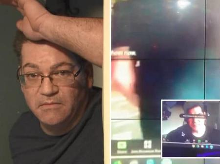 Teacher Gets Caught Masturbating During Zoom Class With Kids