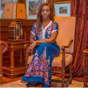 Citizen TV News Anchor Yvonne Okwara Flaunts Her Mother's Home Online