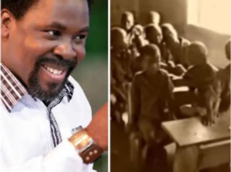 From Pit To Palace: This is The Primary School TB Joshua Attended