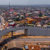 Ambode Started This Flyover, Sanwoolu Completed It, Who Deserves The Accolades?