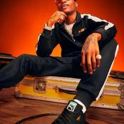 Wizkid's campaign images have been revealed: Wizkid has been named as the ambassador for sportswear