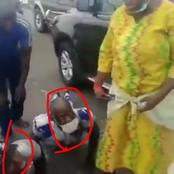 See What 3 Drivers Were Doing To The Chairman Of LSTMA After He Saw Them Driving Against Traffic