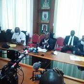 Menaces et intimidations des candidats de l'opposition: Niamkey Koffi (PDCI) prévient