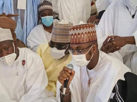 Pantami And Ganduje Present As Emir Of Bichi Holds Wedding Ceremony Of His Daughter