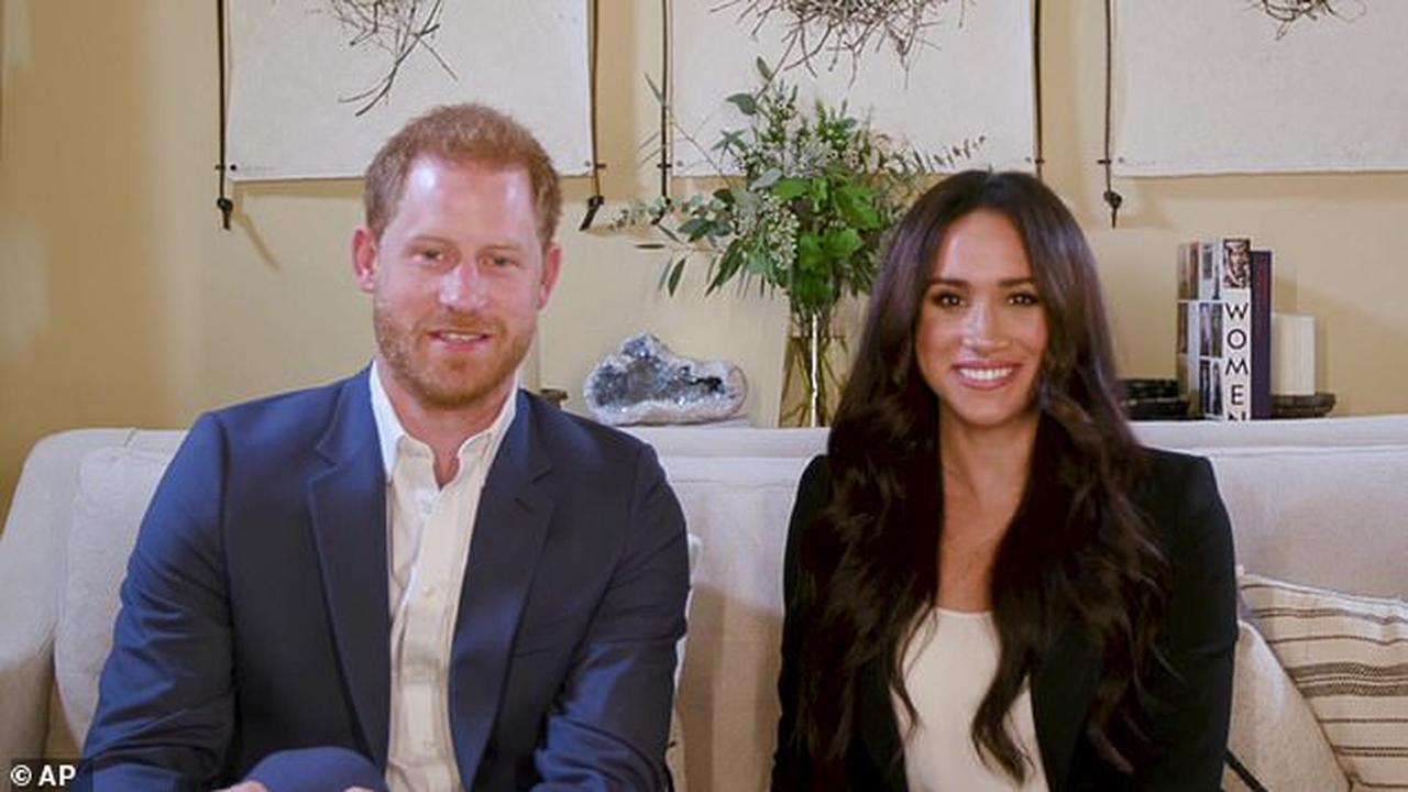 Meghan Markle, 39, said she 'loves' Matt Haig's book Notes on a Nervous Planet