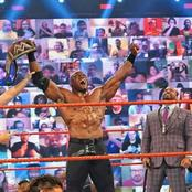 See The History That Bobby Lashley Made With His WWE Championship Victory