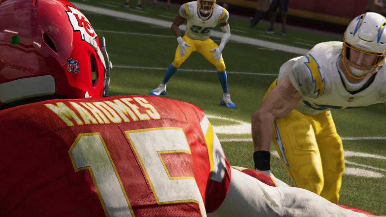 Madden NFL 22 mit einem Trailer angekündigt
