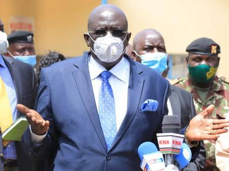 Magoha Dismisses 'Ghost' Schools/Students Claims, Says He Can't Respond To Rumours