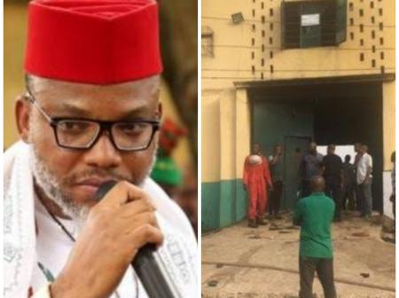 Owerri: After Over 1500 Inmates Were Freed, Nnamdi Kanu Says