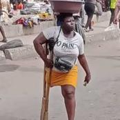 Lagos state government takes over welfare of Mary Daniel, promises her a business venture and a home
