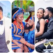 Check out Pictures of Woli Arole and The Woman He Just Married