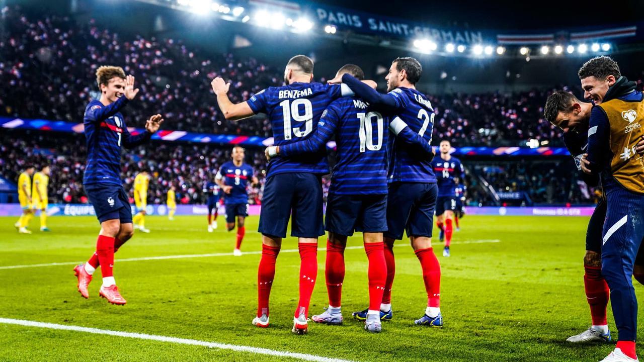 Amical: l'équipe de France moins de 18ans s'incline largement face à Valenciennes (Ligue2)