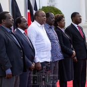 Uhuru Kenyatta And His Team The 'Super Seven' Hit The Ground Rolling But This Will Be Their Headache
