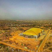 See What The Biggest Church Auditorium In The Capital City Of Nigeria Looks Like (Photos)