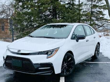 Checkout a comprehensive review of the Toyota Corolla 2021