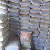 Check Out The Current Price Of A Bag Of Cement In Nigeria.