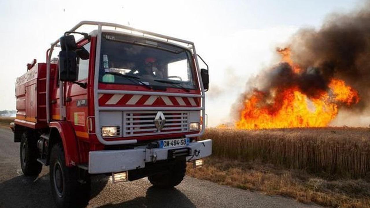 Après les incendies dévastateurs de 2019, les sapeurs-pompiers se préparent aux feux de moisson