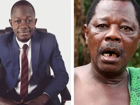 Meet Late Sam Loco Efe's Son Who Is A Lawyer And Also An Up And Coming Actor