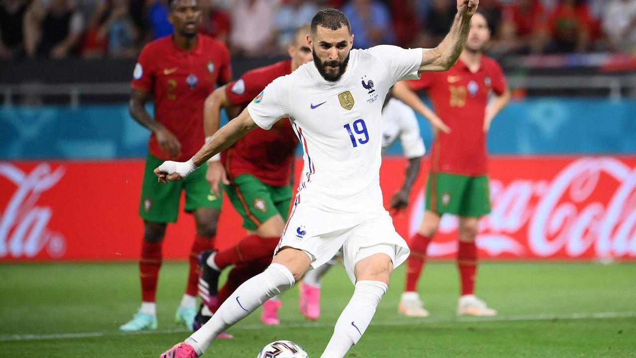 Euro 2021 : Karim Benzema met fin à une disette de près de six ans en Bleu!