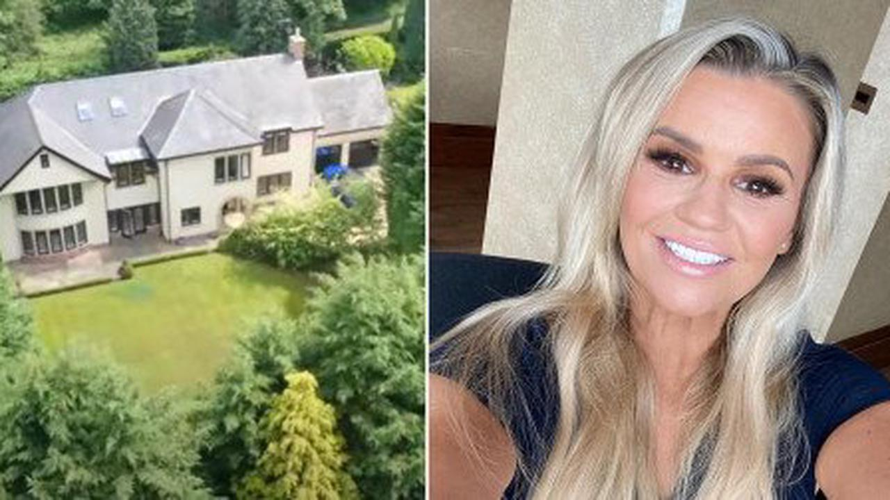 Kerry Katona reveals plans to buy home she is currently renting