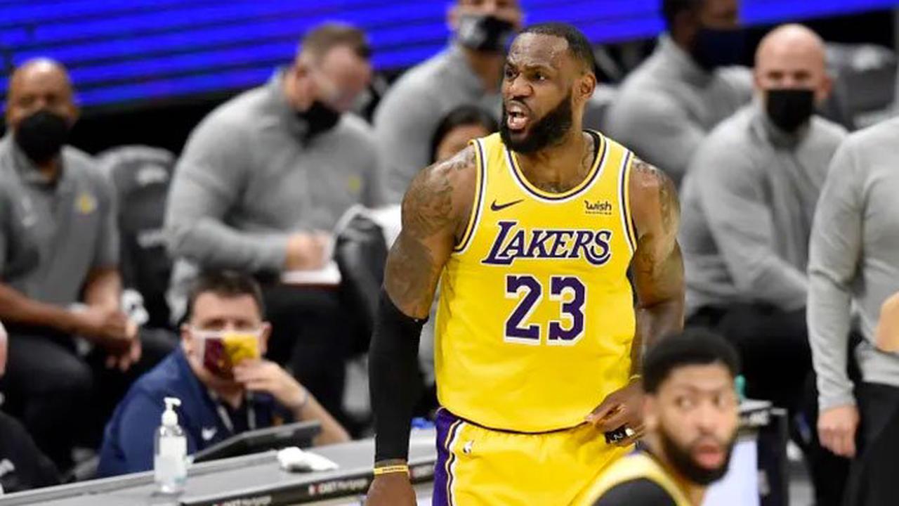 NBA - « Pas sûr que les Lakers passent le play-in, ils ne ressemblent pas à grand chose »