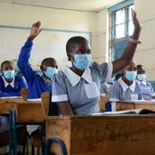 Professor George Magoha's Message on Schools Reopening