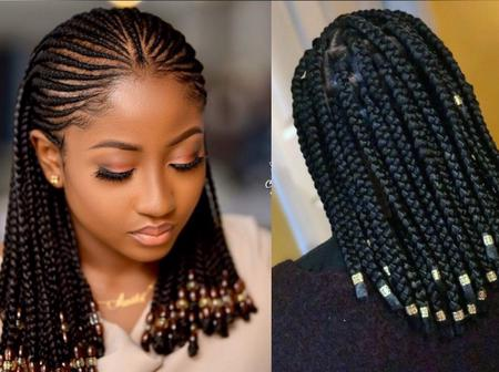 Fashionistas, Check Out These Stylish Short Braid Hairstyles for you