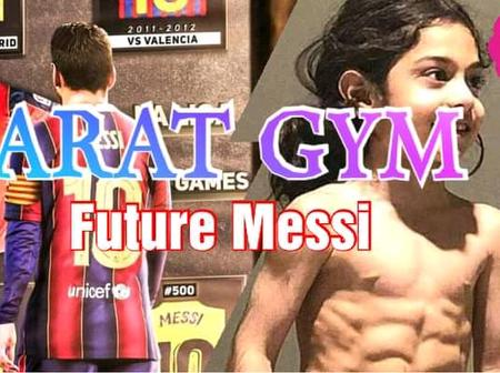 Meet Arat Hossani, The Next Lionel Messi