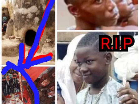 Police Finally Zooms In On TV Mallam Who Ordered Two Boys To Kill Their Friend For Sakawa In Volta.