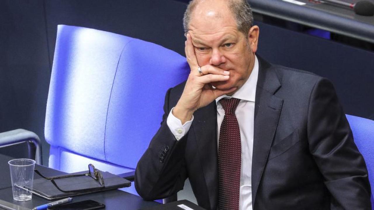Olaf Scholz qualifié de «ministre des Scandales financiers» par les parlementaires à l'approche des élections allemandes