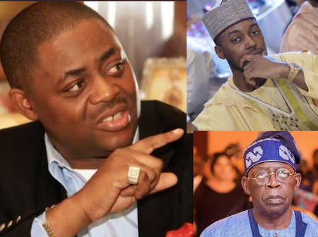 2023: See The Question Atiku's Son Asked After FFK Made This Comment On Tinubu