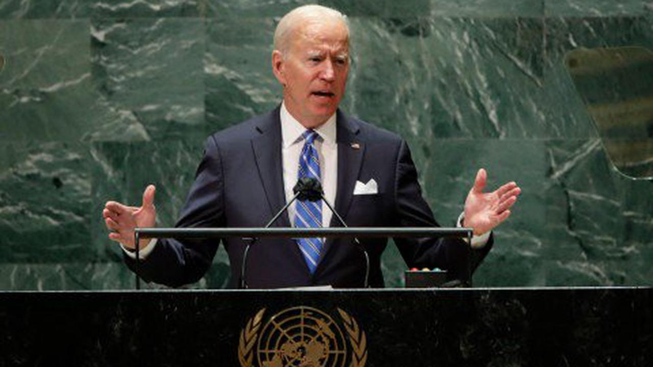 Joe Biden declares war on Covid and climate change 'instead of wars of the past'