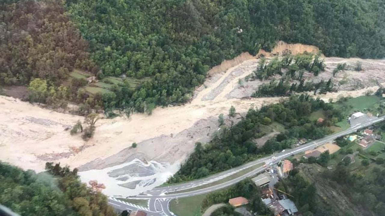 NICE : Tempête ALEX – Livraison et bilan des travaux réalisés par la Métropole