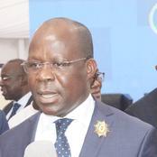 Coronavirus/ L'heure est grave : le ministre Pierre DIMBA annonce 5 décès ce lundi