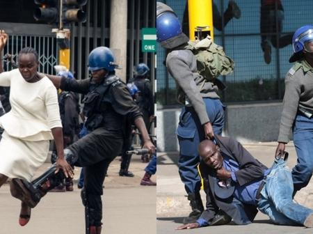 Let the Zimbabweans Stay In SA : See What their President is doing to them / opinion