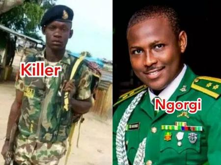 This Is The Reason Lt. Ngorgi Was Killed by His Fellow Soldier