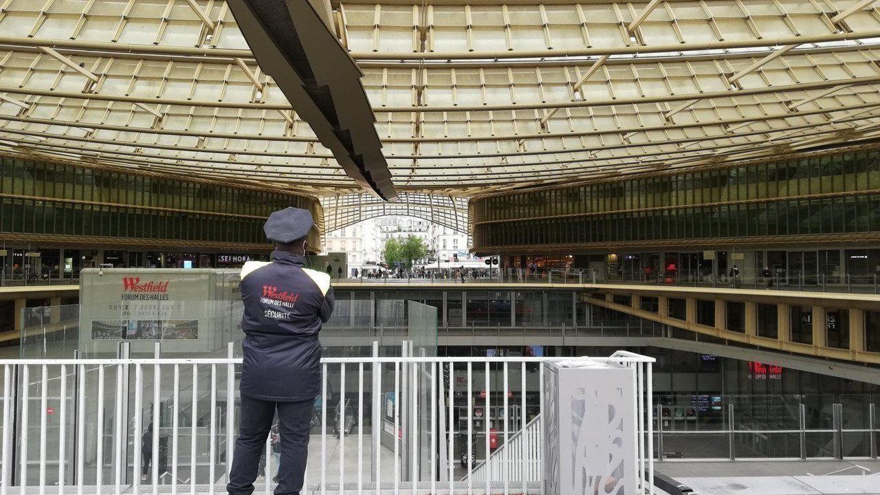 Déconfinement à Paris : comment le Forum des Halles de Châtelet se prépare à la réouverture