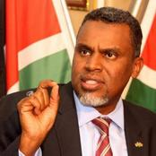 Tough-talking Noordin Haji Ready To Prosecute Matungu And London Ward Violence Perpetrators
