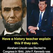 Facts About Two American Presidents, A Century Apart But Similar Events Kept Happening