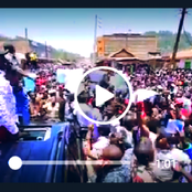 Thousands Of Igembe Residents Leave DP Ruto Amaze As They Break Into Song And Dance At Laare [Video]