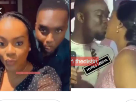 Cute together- 20 times Joe Mettle and his wife proved love is indeed sweet